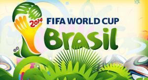 2014年のサッカーブラジルワールドカップ
