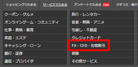 FX-CFD-先物取引